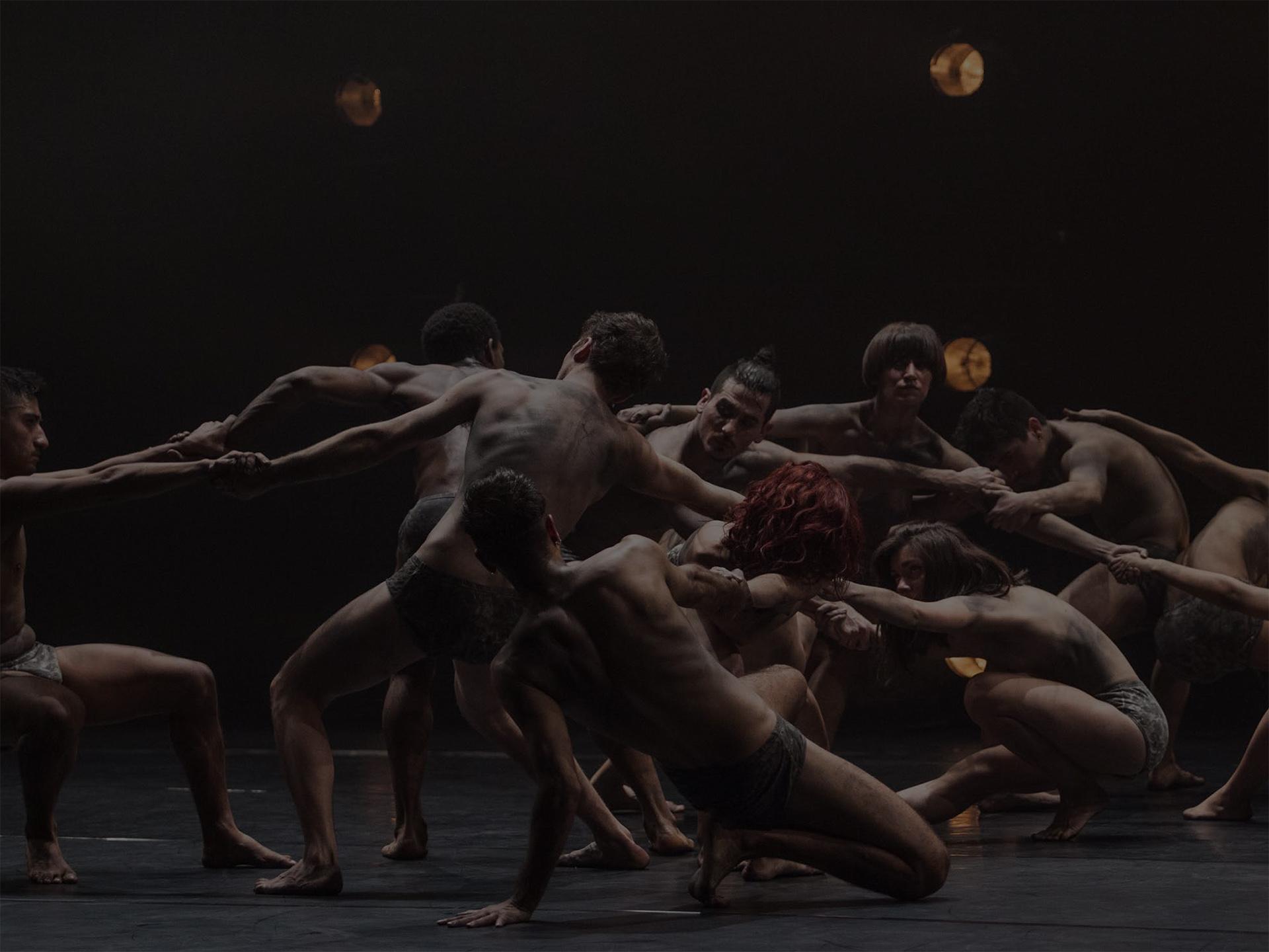 Convocatoria Danza 2021