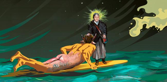 Juan Dávila: Contrato social (trilogía chilena)