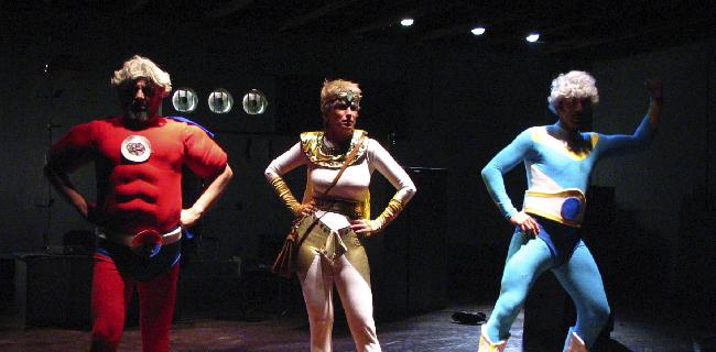 20 años Teatro La María