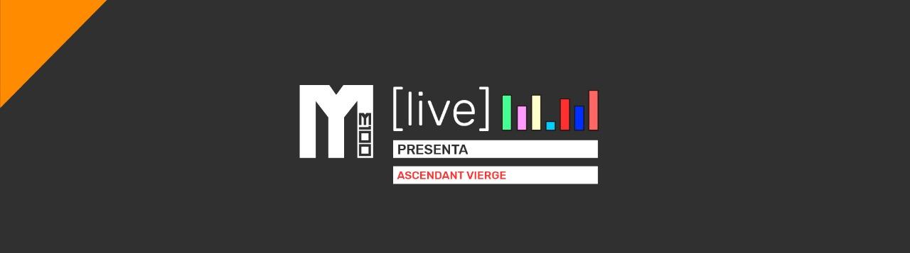 M(Live) Francia: ascendant vierge