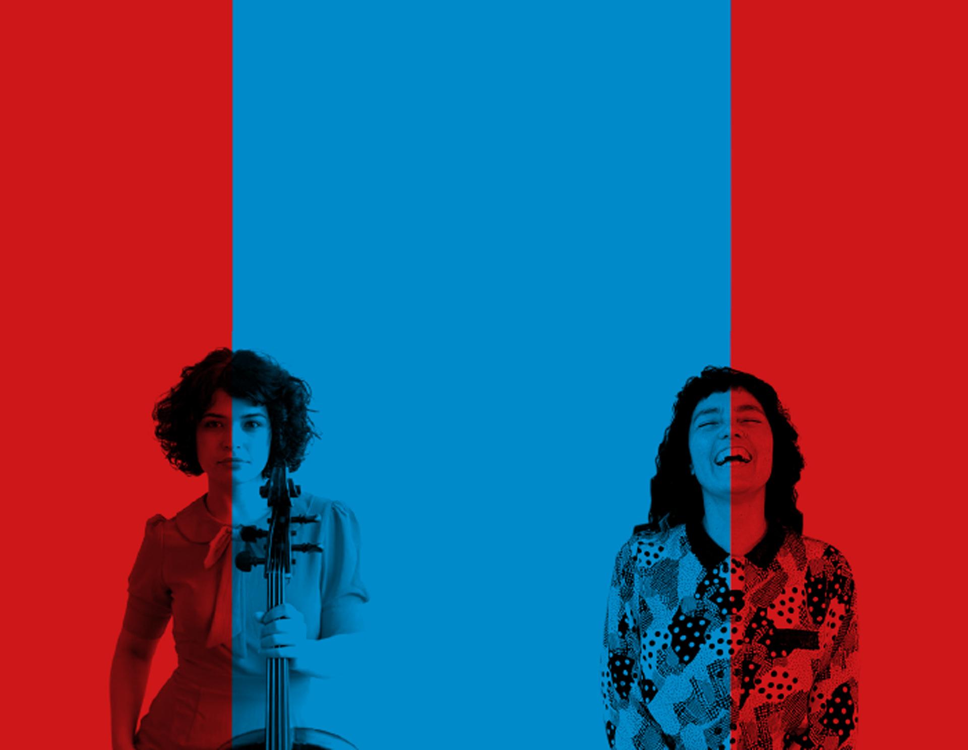 Rendez-Vous: Mora Lucay (CL) y Ana Carla Maza (FR)